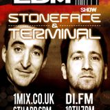 084 The EDM Show with Alan Banks & guests Stoneface & Terminal