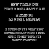 New Years Eve Funk & Soul Party Mix