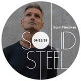Solid Steel Radio Show 04/12/2018 Hour 2 - Burnt Friedman