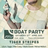Pete Cosby b2b Martin Eweek // Live @ SOLU Boat Party 11.04.2015