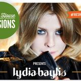 Coffee House Sessions: Lydia Baylis - 15th October 2013