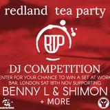 Redland Tea Party LDN DJ Competition Mix - Bastien