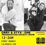 ORRY CAREN AND STYX ONE| 005 | 11.1.16 | @LVLZRADIO