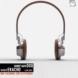 HomeTape008. Ekacho live at home studio
