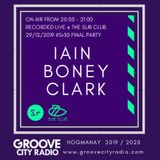 Iain Boney Clark - Recorded Live at the Sub Club
