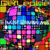DefLepine - Hi energy training mix - April 2017