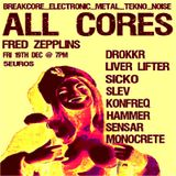 All Cores - Live set from Slev In Fred Zepplins - Cork - Ireland