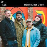 Tsugi Podcast 535 : Horse Meat Disco