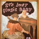 It's Just Music Baby!  Thursday 18th December 2014 on Soundart Radio.