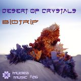 Mudra podcast / Biotrip - Desert of Crystals [MM026]