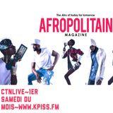 CTNLive feat. Afropolitain Magazine (10-01-16)