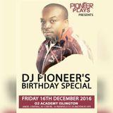 DJ PIONEER BDAY BASH 2016 (Deep House Promo Mix)