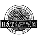 Hátaztán - Slam Poetry rádióműsor – 43. adás
