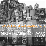 Agent J: Not So Secret Warehouse Party Promo Mix