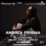 Andrea Frisina - Pioneer DJ's Playground