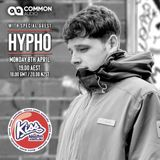 The Common Audio Show #031 featuring Hypho // KISS FM AUSTRALIA