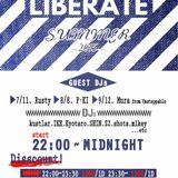 """Slow Jam "" LIBERATE Weekly Mix vol.33  mixed by DJ SHIN"