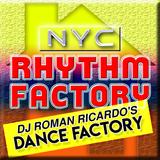 NYC Rhythm Factory 4-28-2018 - Romans Dance Factory Live  Saturday Night Mixcast