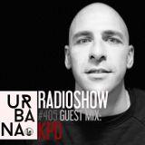 Urbana radio show con David Penn #405::: Invitado: KPD