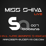SABooking Showcast 007 Live by Miss Shiva at DeepHouseParade 29-11-2014