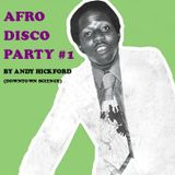 Afro Disco Party #1