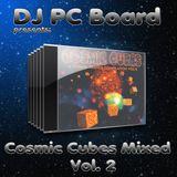 DJ PC Board - Cosmic Cubes Mixed Vol. 2