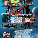 Tic Tac Trance #136 with Martin Mueller