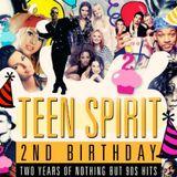 Teen Spirit Radio 01 - 2nd Birthday Party!