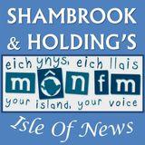 Shambrook & Holding's Isle Of News 09.09.2013