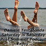 "DANIELE TESTATONDA "" SATURDAY is SATURDAY "" POST SUMMER PODCAST @ ENJOY CAFE sbt"