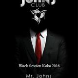 JOHNS CLUB & Friens - Black Koko Sesions