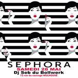 Sephora's appetizer!
