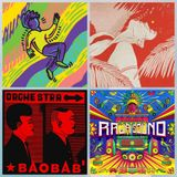 S3E08: Jungle Fire, George Benson, Kind & Kinky Zoo, El Chicano, Bongo Hop, Bixiga70, Badmarsh+Shri