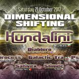 Slimec - Dimensional Shifting @ Fabric 126 (21.10.2017)