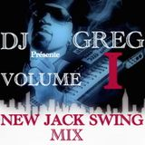 NEW JACK SWING MIX.Volume.1