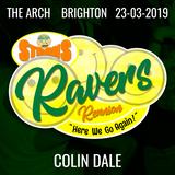 Colin Dale  (live DJ set) - Sterns Ravers Reunion - Here We Go Again - 23/03/19