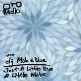 #292. DJ Mak e Blue –/ Just A Little Blue A Little White /