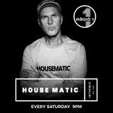Housematic on Radio1 ( 2018-06-16 )