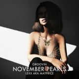 Groovin November Pearls