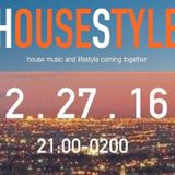 DJ Tope Live Mix HouseStyle L.A.