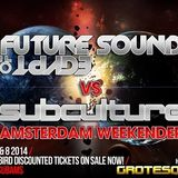 Bryan Kearney - Live at FSOE vs Subculture Amsterdam 07-06-2014
