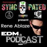 Rene Ablaze Guest Mix for Syncopated