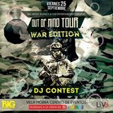 DJ BRASS - Out Of Mind Tour #OOMTDjContest (11-09-2015)