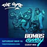 THE HYPE 127 - BOMBS AWAY guest mix