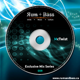 McTwist - The Rum + Bass Show - Exclusive Mix Series 009 - www.rumandbass.ca