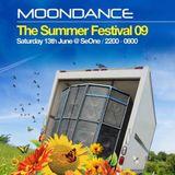 DJ Twista & MC Cutter @ Moondance June 2009