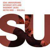 Paul Goldsmith at Soul Underground - 20th June 2015