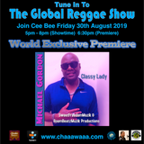 Cee Bee Global Reggae Show 161 30-08-2019