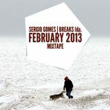 Sergio Gomes - February 2013 Mixtape