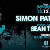 Simon Patterson @ Open Up 100 (Awakening, Los Angeles USA) - 12.12.2014